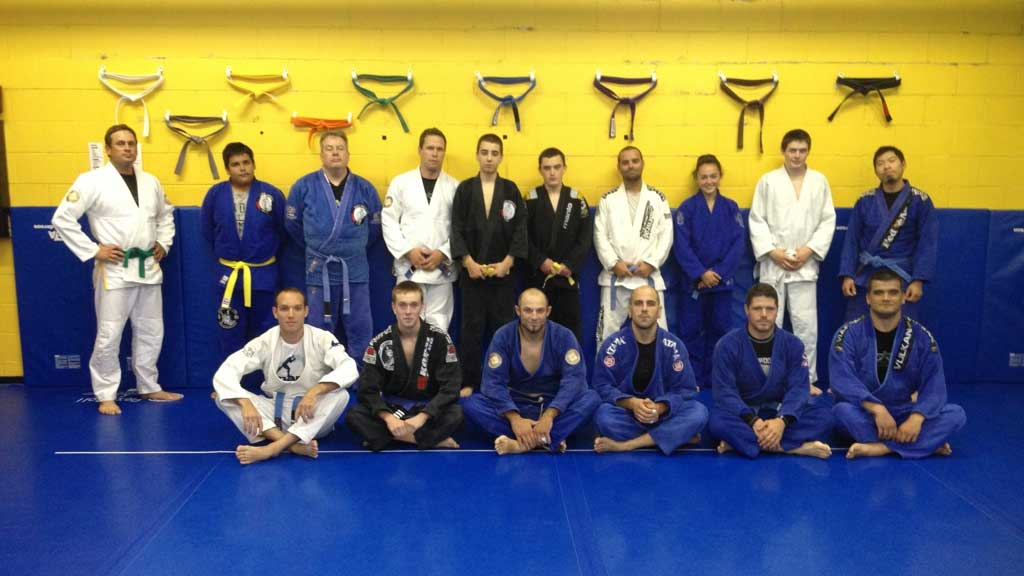 John Walus visiting and teaching a class June 28th, 2012